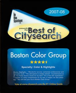 Boston Color Group 2007-08 CitySearch