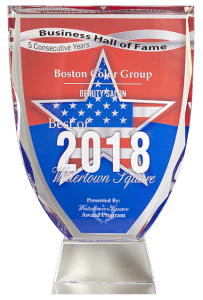 Best of 2018 Beauty Salon Boston Color Group