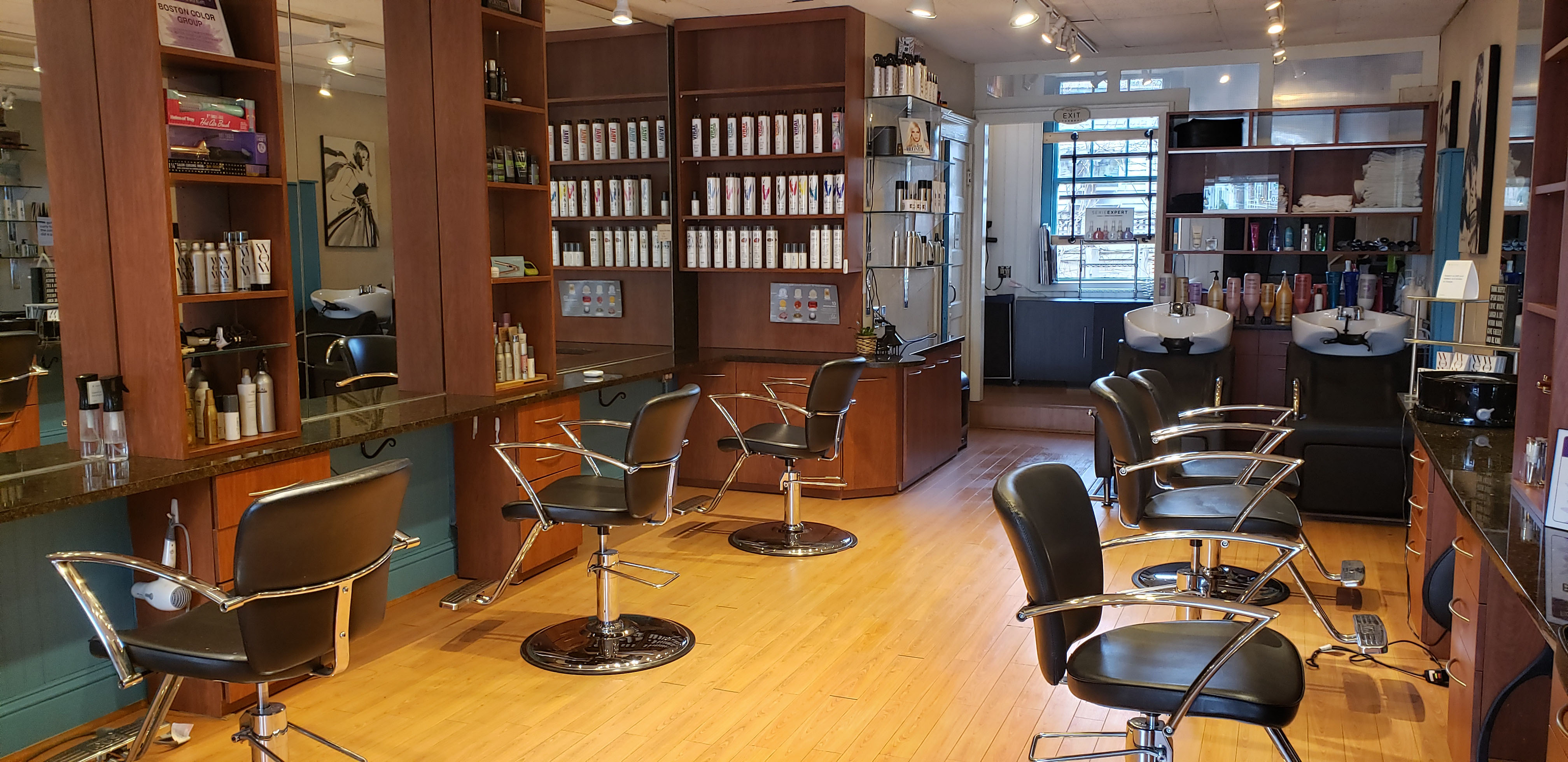 Boston Color Group Hair Color Salon